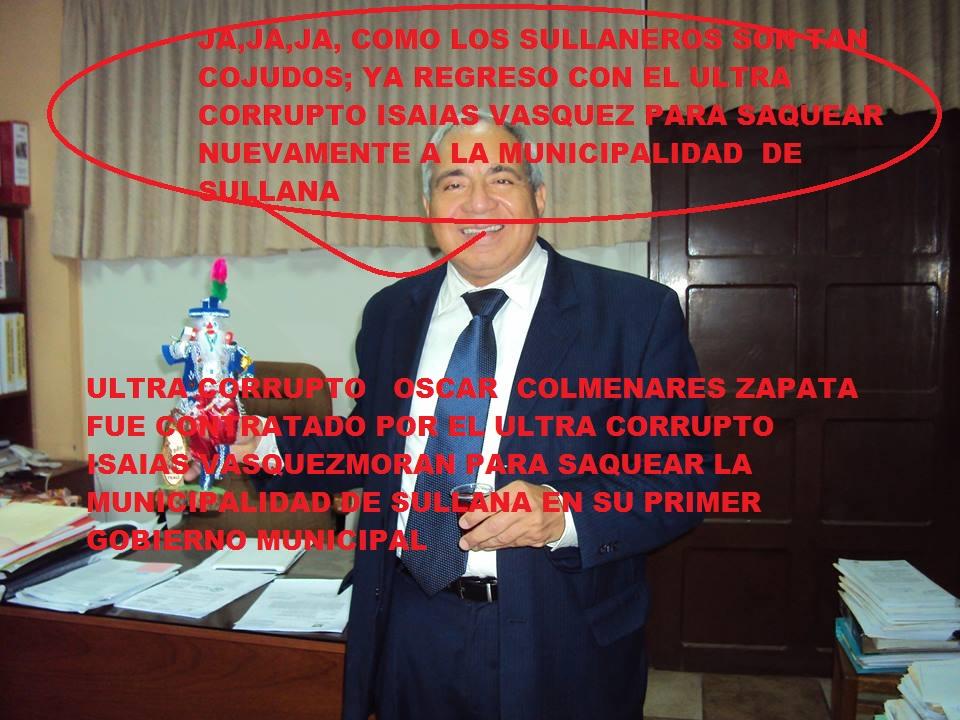 ULTRA CORRUPTO OSCAR COLMENARES ZAPATA (2)